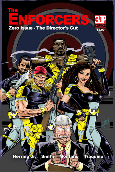 The Enforcers Zero Issue - The Director's Cut