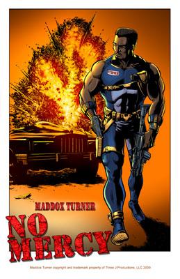 Maddox Turner Mini-Poster